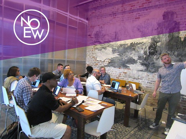 Bill Brown at New Orleans Entrepreneurship Week