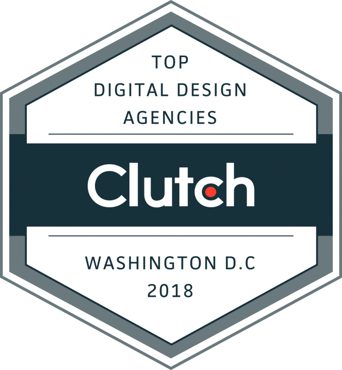 Clutch recognizes Echo&Co as a top UX agency