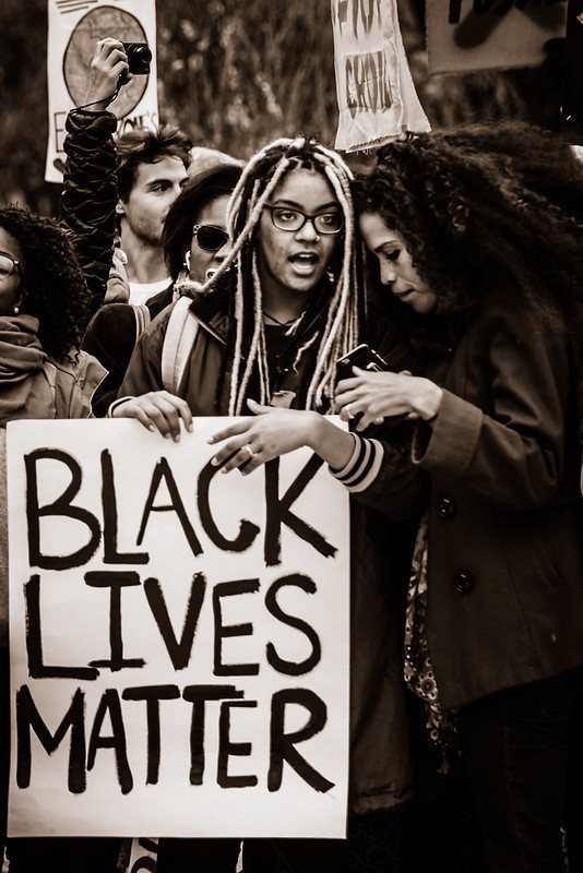 Black Lives Matter photo